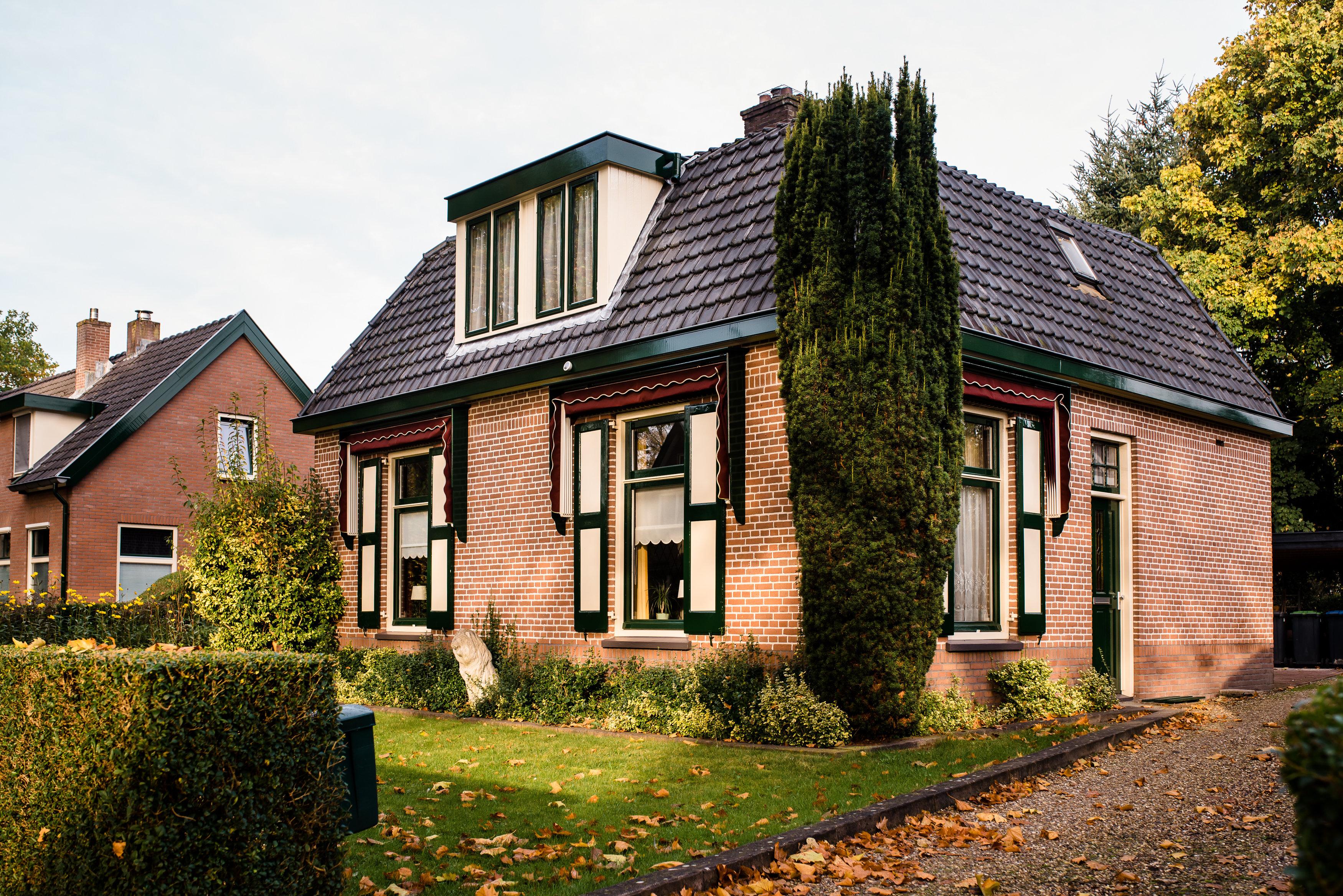 Onderhoud Brinkersweg te Nunspeet