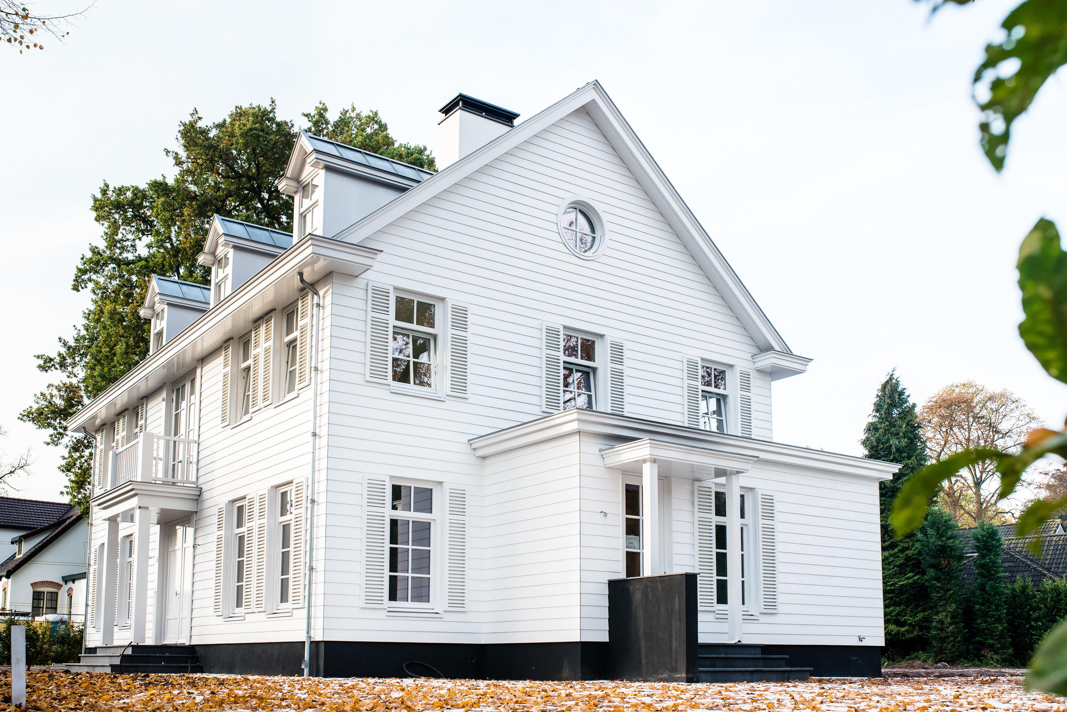 Nieuwbouw vrijstaande woning Laan te Nunspeet